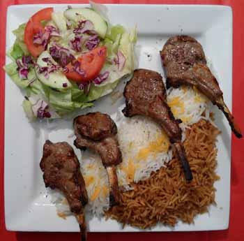 2 - Lamb Chops