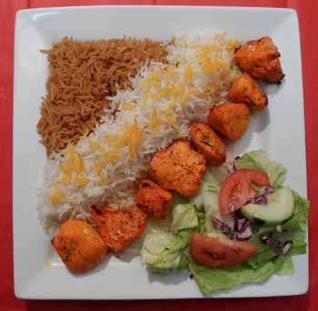 3 - Chicken Tikka