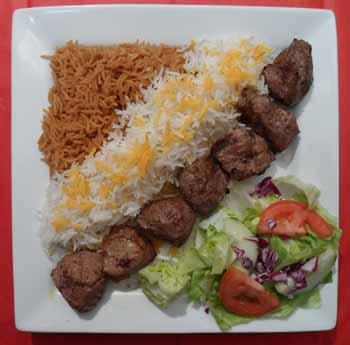4 - Beef Tikka