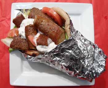 19 - Gyro Sandwich