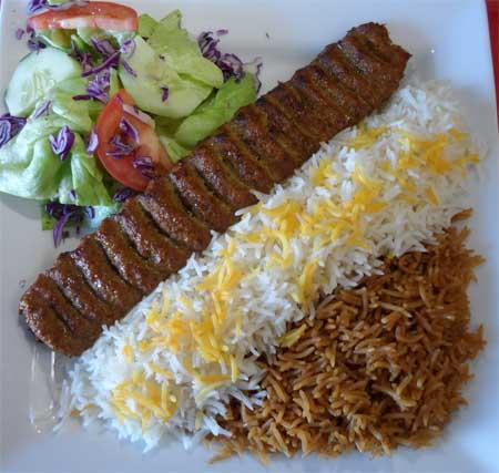 Beef Kubideh Special